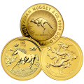 2 oz Assorted Gold Coin