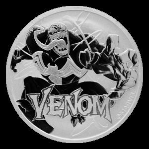1 oz 2020 Venom Silver Coin
