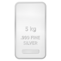 5 kg | kilo Assorted silver Bar