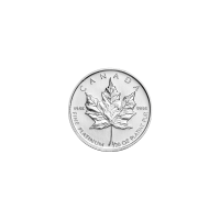 1/20 Random Year Canadian Maple Leaf Platinum Coin