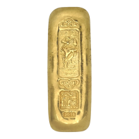 1 oz 2015 Lao Fang Xiang Gold Bar