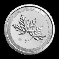 2 oz Random Year Canadian Twin Maple Silver Coin
