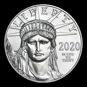 1 oz 2020 American Eagle Platinum Coin