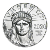 1 oz 2020 American Eagle Platinum Coin