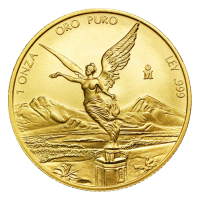 1 oz Random Year Mexican Libertad Gold Coin