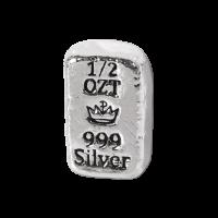 1/2 oz Monarch Mint Silver Bar