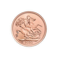 2020 Royal Mint Sovereign Gold Coin