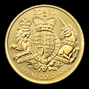 1 oz 2020 The Royal Arms Gold Coin