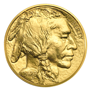 1 oz 2020 Buffalo Gold Coin