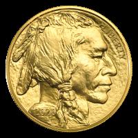 1 oz 2020 Buffalo Gold Coin