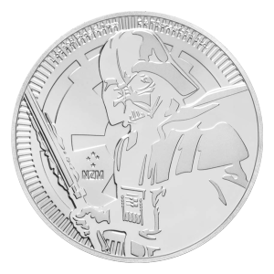 1 oz 2019 Star Wars | Darth Vader Silver Coin