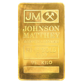 500 g Goldbarren Johnson Matthey