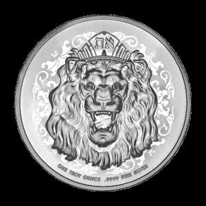 1 oz 2021 Niue Roaring Lion Silver Coin