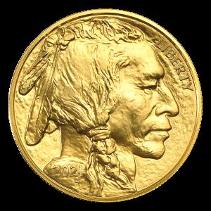 1 oz 2021 Buffalo Gold Coin