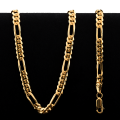 47.0 gram 22 kt Figarucci Style Gold Necklace