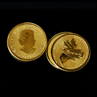 The Heroes of Two Nations - 1/4 Ounce Gold Bullion Coin