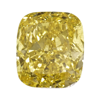 2.22Carat - Vivid Yellow Diamond