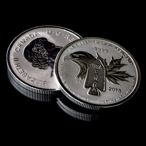 First Special Service Force - 1/2 Ounce Silver Bullion Coin